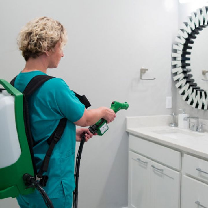 Residential & Commercial Disinfecting Service
